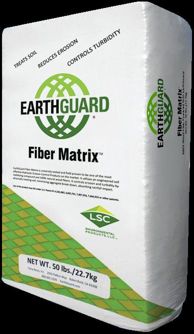 EarthGuard Fiber Matrix Hydro-Mulch