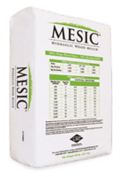 Mesic 100% hydro-mulch